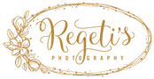 Regeti's South Asian Wedding Photography Logo